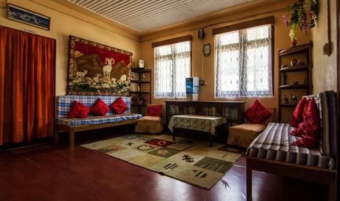 Hotel Parijat, Kalimpong