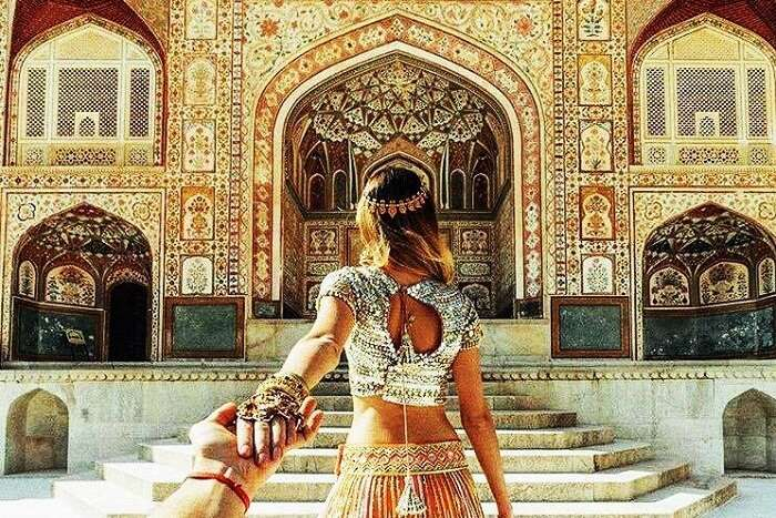Forts and palaces in Jaipur