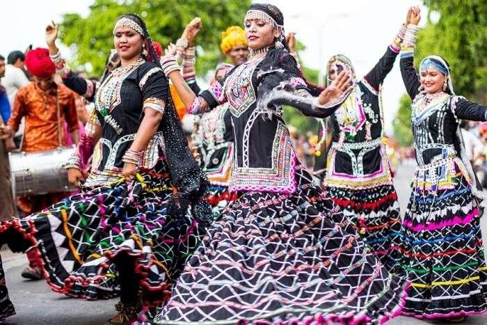 cultural extravaganza in Jaipur