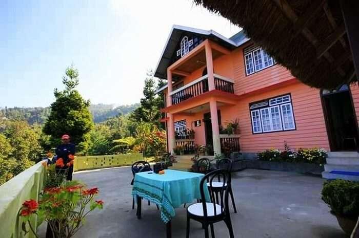 Chhibo Inn, Kalimpong