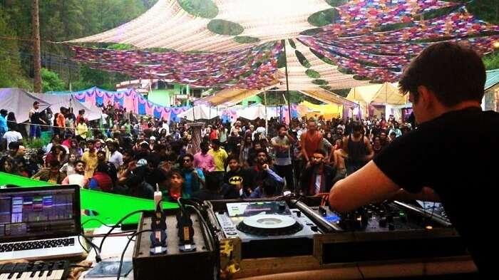 Parvati Mystery Festival Kasol