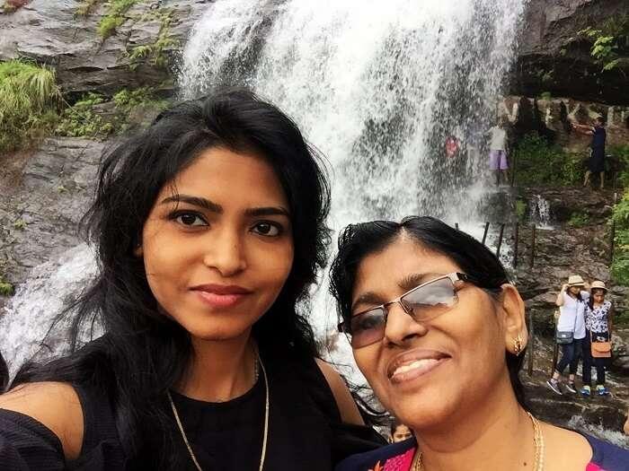 Female travelers in Kerala