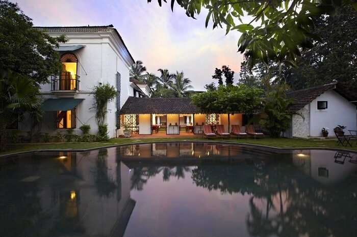 Inn Siolim House, Goa
