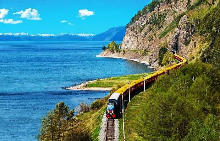 Trans Siberian Express Duration