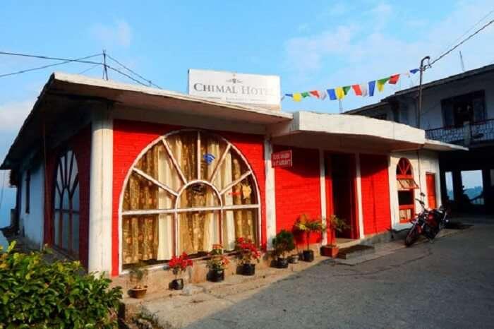 Hotel Chimal, Kalimpong