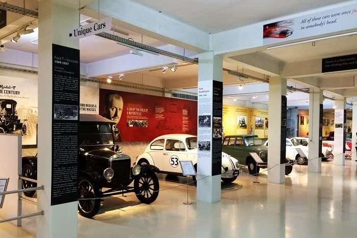 GeDee Car Museum Coimbatore