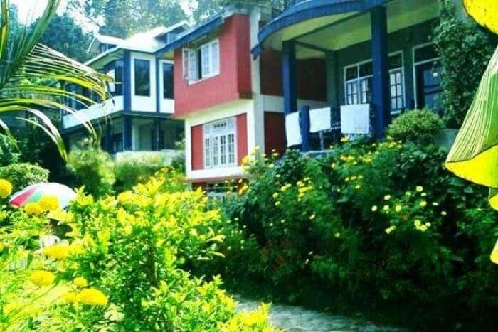 The Soods Garden Retreat, Kalimpong