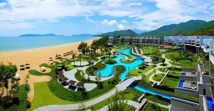 Angsana Lang Co Resort in Vietnam
