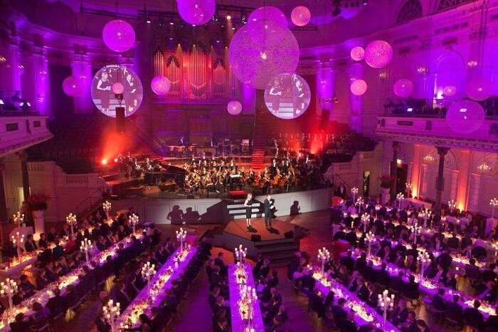 Attend a concert at the Concertgebouw