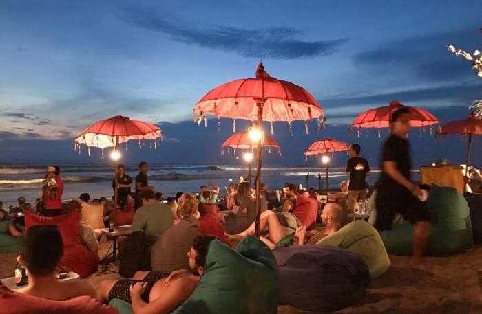 Beach Clubs View