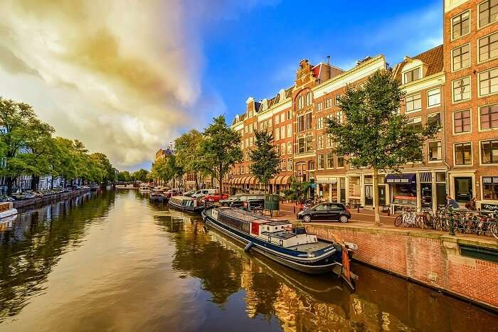 Cruise the canals of Amsterdam, one of the best things to do in amsterdam