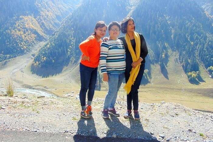 trip to sonmarg