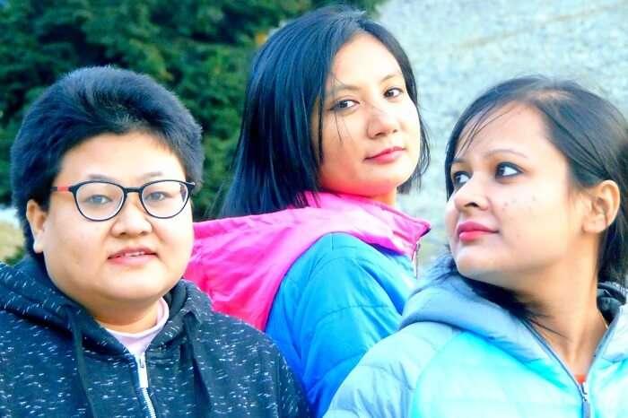 friends trip to gulmarg