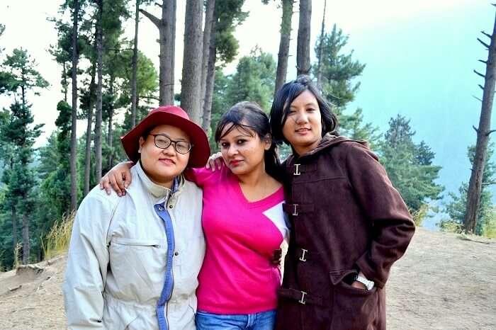 adventure trip to Kashmir