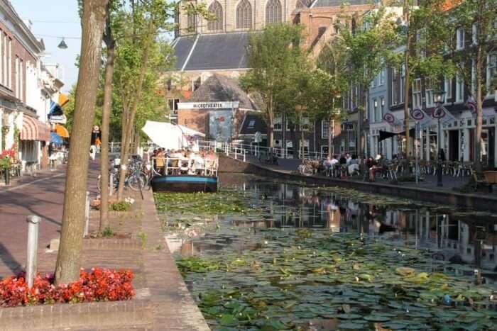 Delft, centre