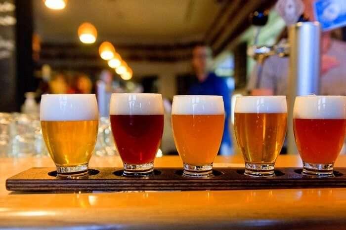 Go beer tasting in amsterdam