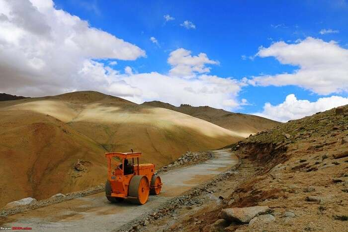 Highest Motorable Road In The World cover