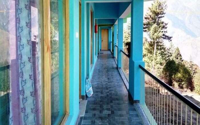 Hotel Manik Resort Auli