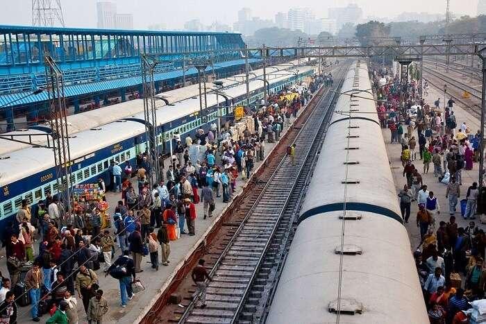 How To Reach The Surajkund Mela by rail