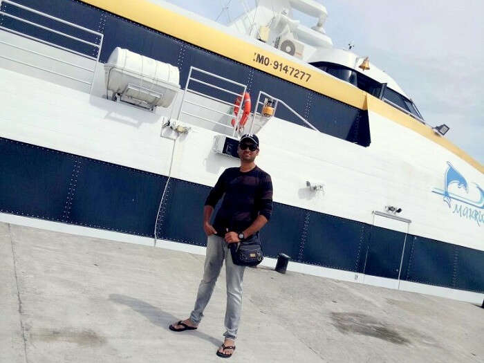andaman ferries