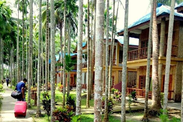 resorts in andaman