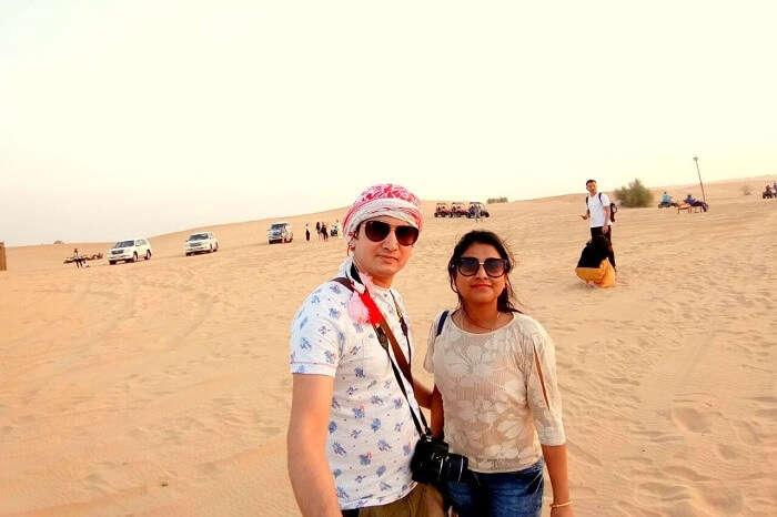 desert safari near dubai