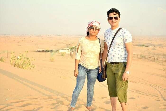 desert cruise in dubai