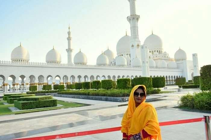 mosques in abu dhabi