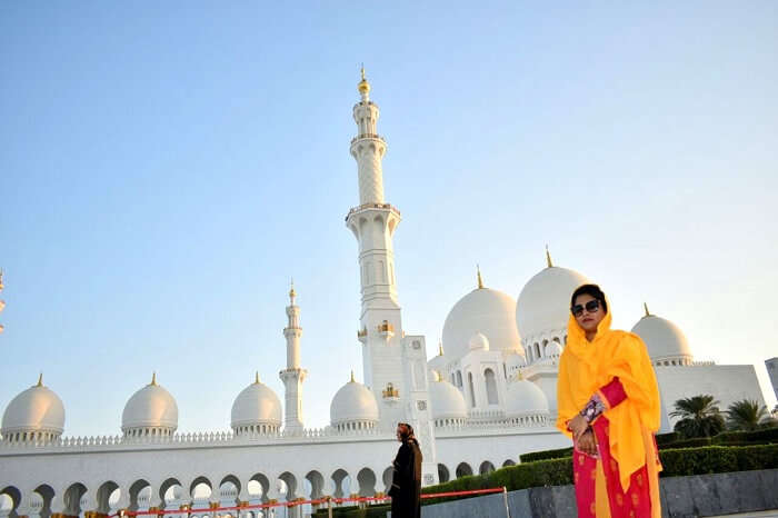 mosques in dubai