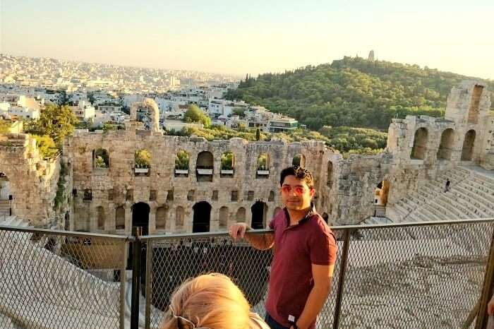 sightseeing in athens