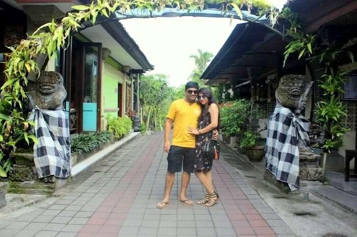 villages in Bali