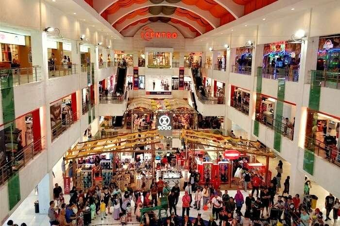shopping in Bali