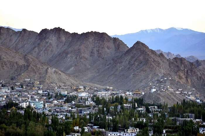 lokpal romantic trip to ladakh: leh