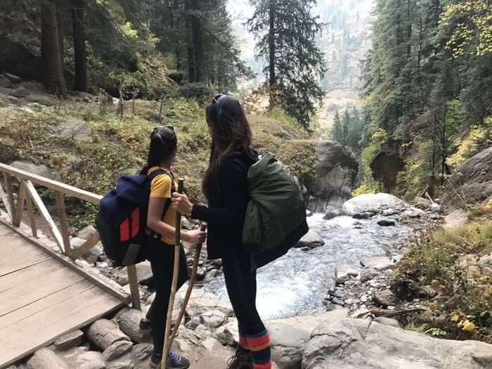 kheerganga trekking trips