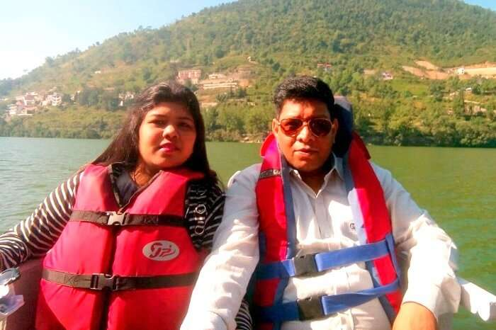 boating in Nainital