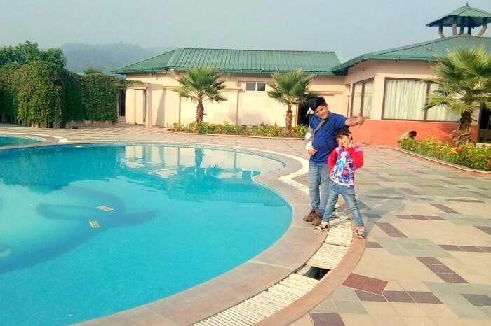resorts in Jim Corbett