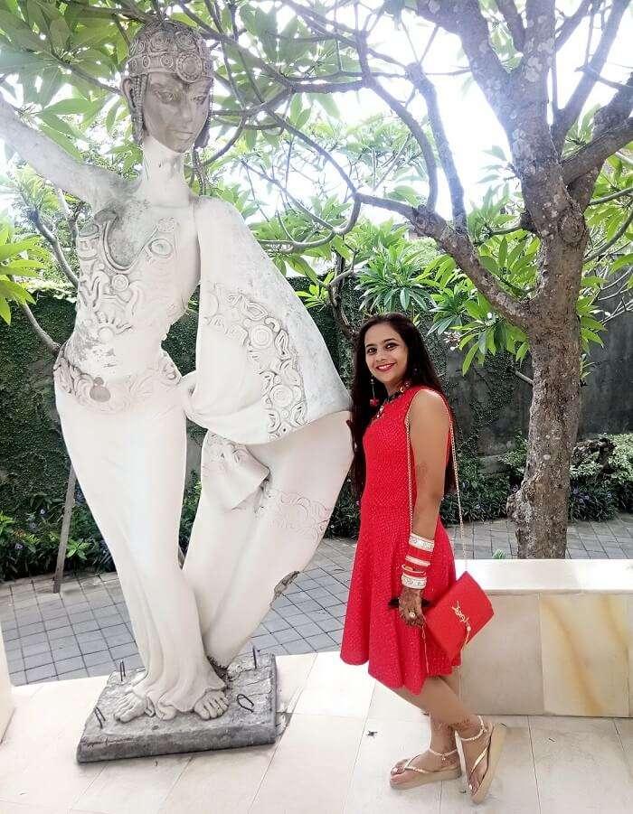 pankaj honeymoon trip to bali: exploring bali
