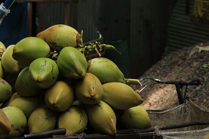 coconut water havelock