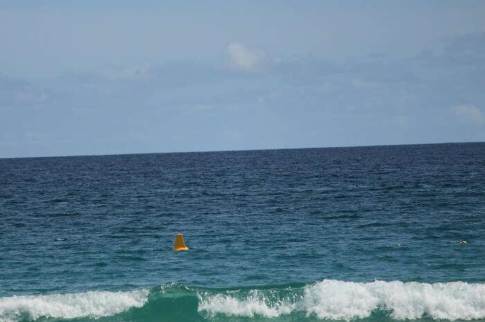 ocean view in havelock