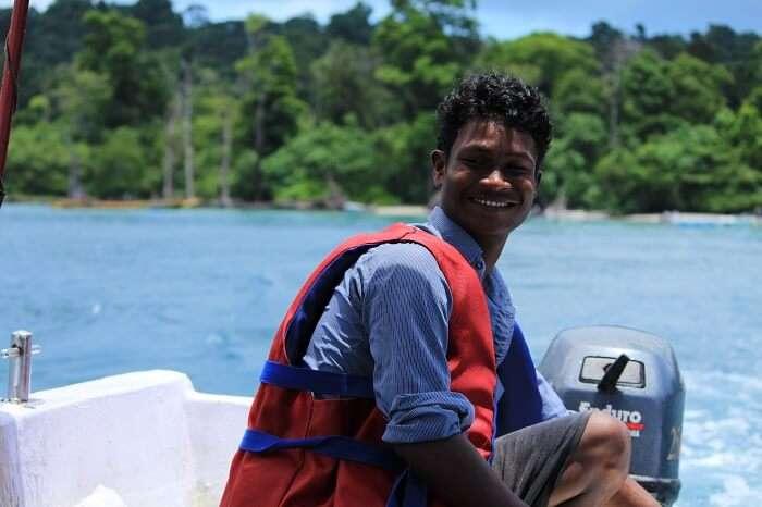 scuba diving neil island