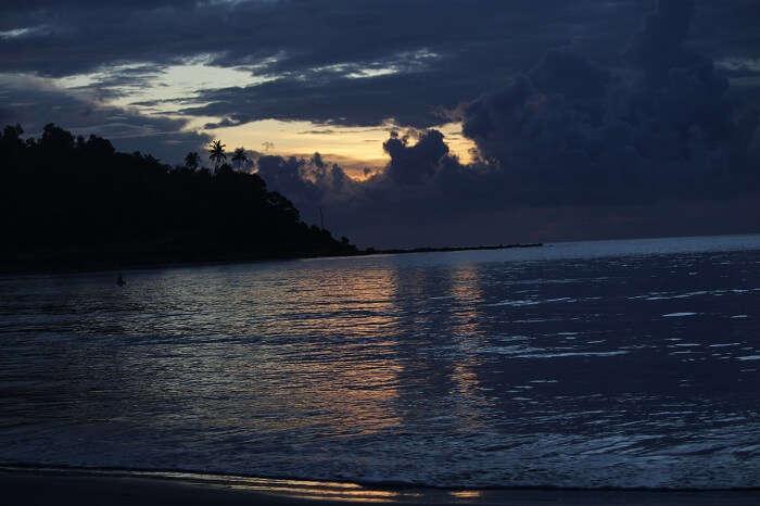 beach walks of andaman