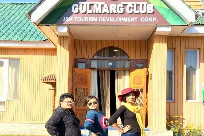 Gulmarg Club