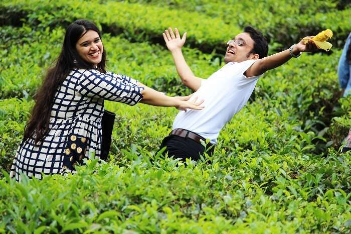munnar sightseeing with friends