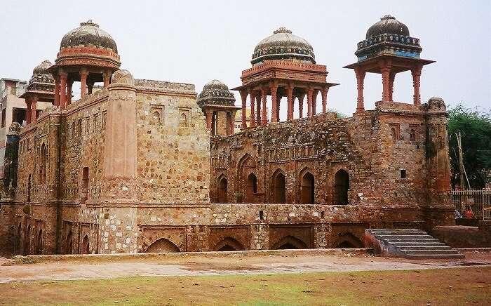 Jahaz Mahal, New Delhi
