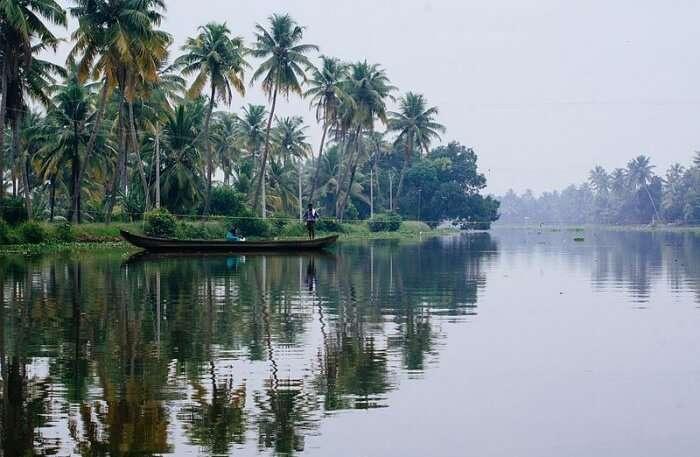 Kumarakom View