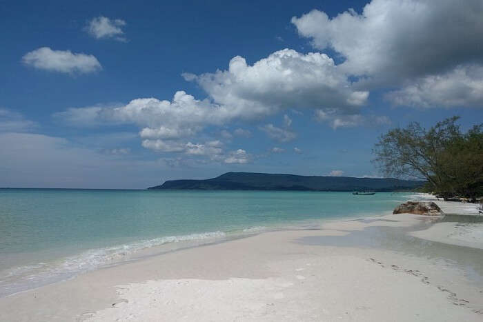 Long Set Beach, Koh Rong