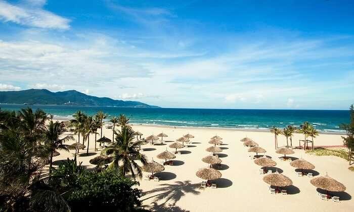 Non Nuoc Beach, Da Nang