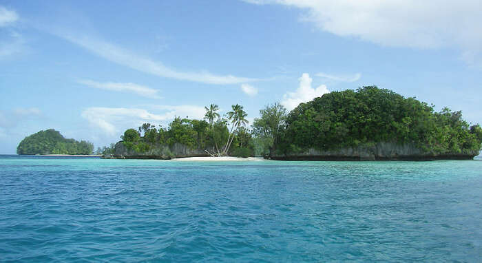 Palau Viiew