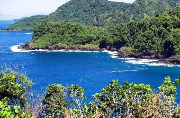 Samoa Island