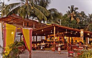 best shacks in Goa